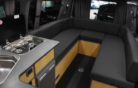T5 Rear Lounge Conversion