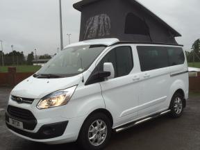 Ford Transit Custom Conversion